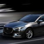 Как будет выглядеть новая Mazda 3?
