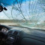 Разновидности повреждений лобового стекла