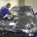 Основные преимущества бронирования автомобиля пленкой