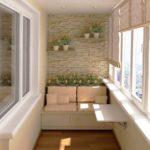 Как сделать балкон уютным?