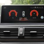 BMW X1 и 1 F20: навигация серии CIC
