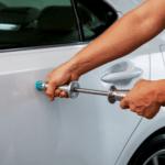 Способы удаления вмятин на кузове автомобиля