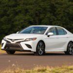 Основные изменения в новой модели автомобиля Toyota Camry