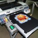 Футболка для цифровой печати: особенности выбора